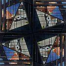 Urban reflections by Bluesrose