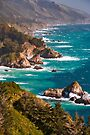 Big Sur California Central Coast by photosbyflood
