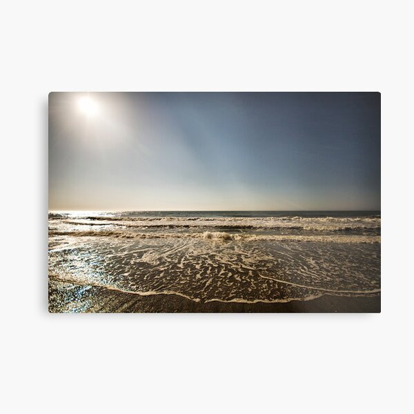 The Morning Tide Metal Print