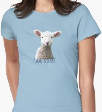 I am Cute - Kids T-Shirt - Lamb - NZ - Southland T-Shirt