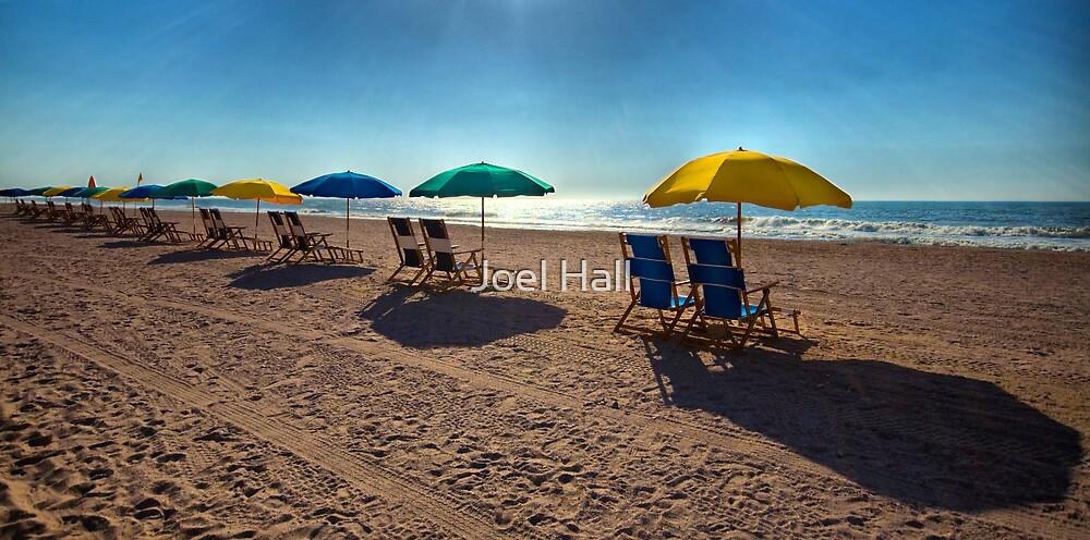 Beach Day by Joel Hall