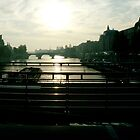 the seine by Jan Stead JEMproductions