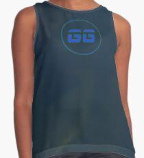 SiegeGG - Dark Blue Washed Contrast Tank