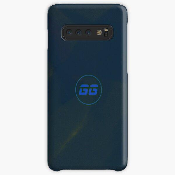 SiegeGG - Dark Blue Washed Samsung Galaxy Snap Case