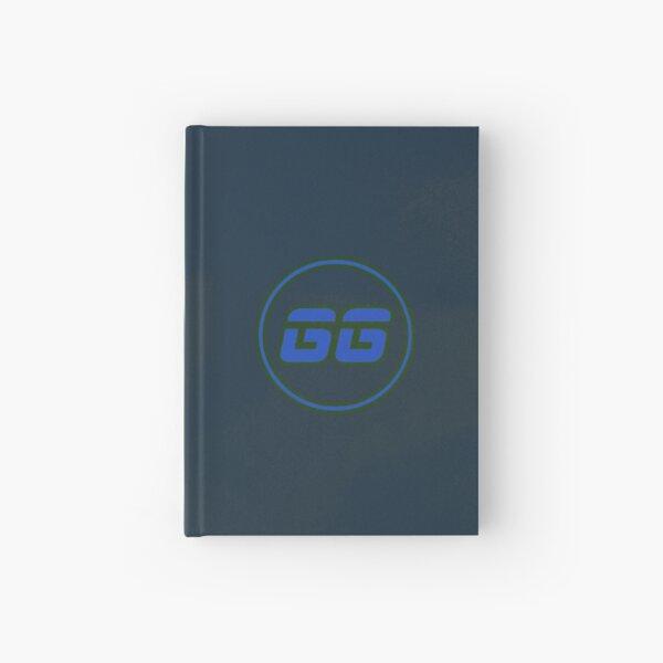 SiegeGG - Dark Blue Washed Hardcover Journal