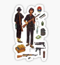 Viet Cong Hero  Sticker
