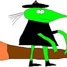 Witch by Gabe-Draws