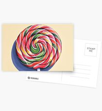 Like This Lollipop - Hastings Postcards