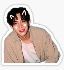 Dojoon Kitty Sticker