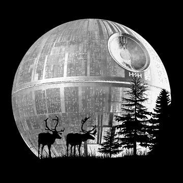 Deer, That's No Moon by chriswig