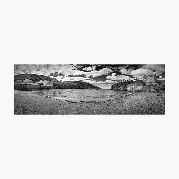 Port Isaac Harbour Photographic Print