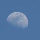 Colorado Moon in May by janetmarston