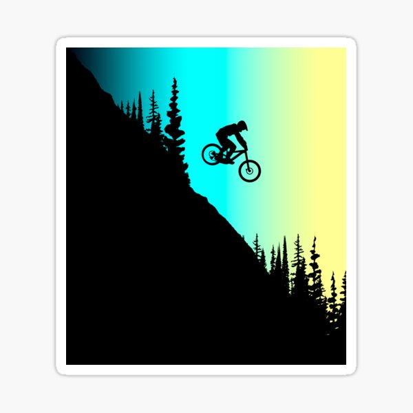 MTB Colors Sticker