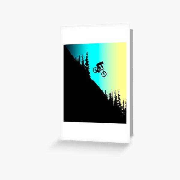 MTB Colors Greeting Card