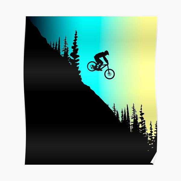 MTB Colors Poster