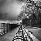Brooklyn Heights Promenade by Carlos Restrepo