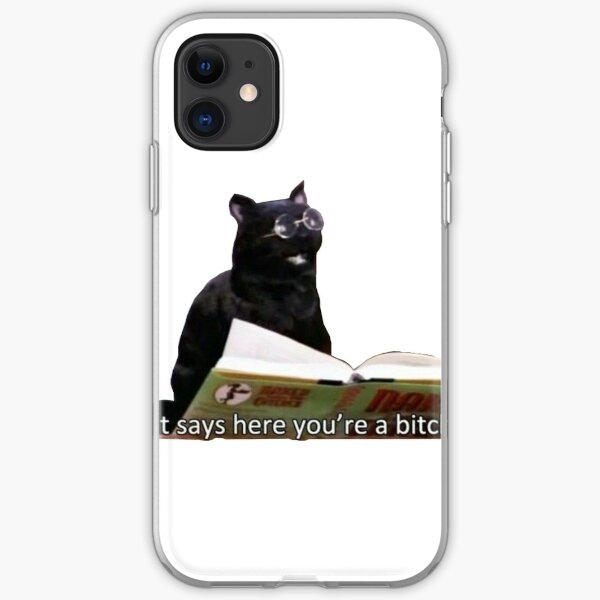 Salem iPhone Soft Case