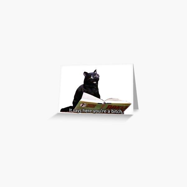 Salem Greeting Card