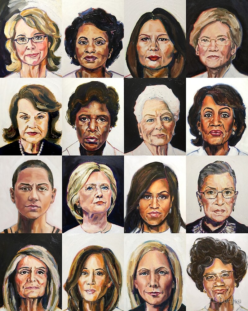 Sheroes by TL Duryea