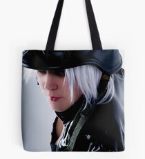 Fashion Concept Shot Tote Bag