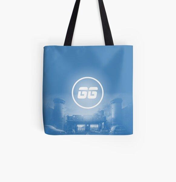 SiegeGG - Border All Over Print Tote Bag