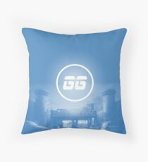 SiegeGG - Border Throw Pillow