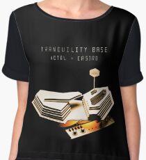 Arctic Monkeys - Tranquility Base Hotel and Casino Chiffon Top