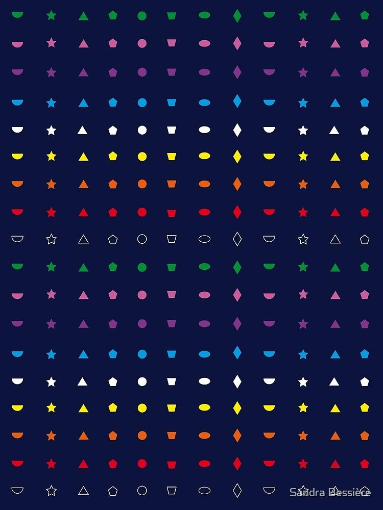 Mamatuch mit Formen und Farben von kreativseinblog