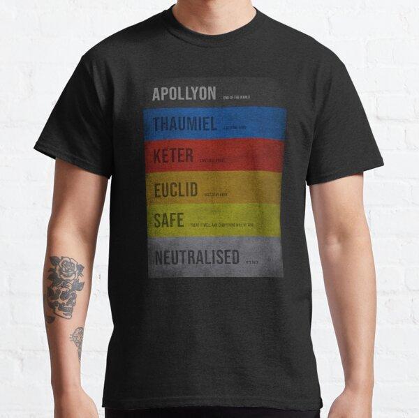 SCP CLASSES Classic T-Shirt