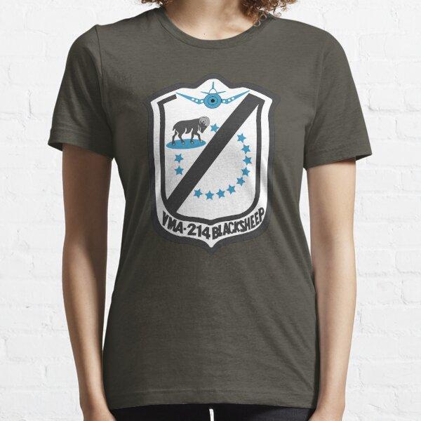 VMF-214 Emblem Essential T-Shirt