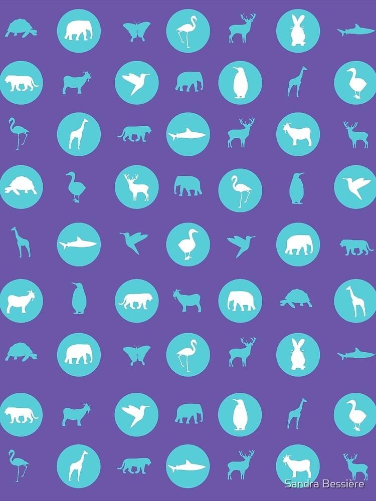 Mamatuch mit Tiermemory  von kreativseinblog