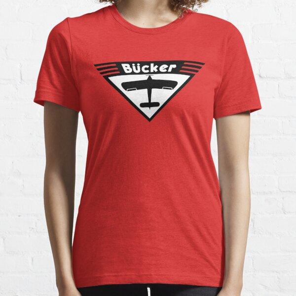 Bücker Flugzeugbau Logo Essential T-Shirt