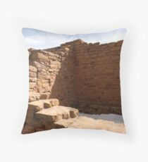 Hovenweep Throw Pillow