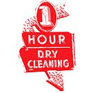 dry cleaning by Lenore Locken