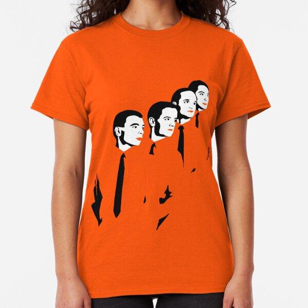 The Man Machine T shirt Artwork Kraftwerk Inspired