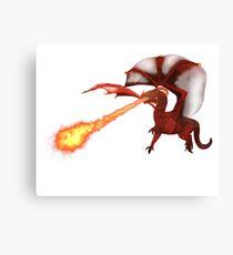 dragon02 Canvas Print