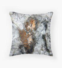 Copper Mica Throw Pillow
