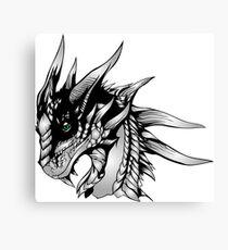 dragon07 Canvas Print