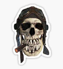 TALLY HO Sticker