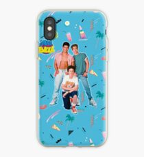 Saved by the Bell Boys iPhone Case