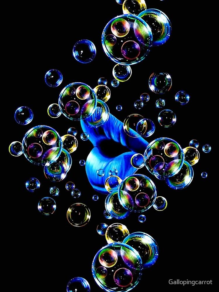 Bubble Lips by Gallopingcarrot