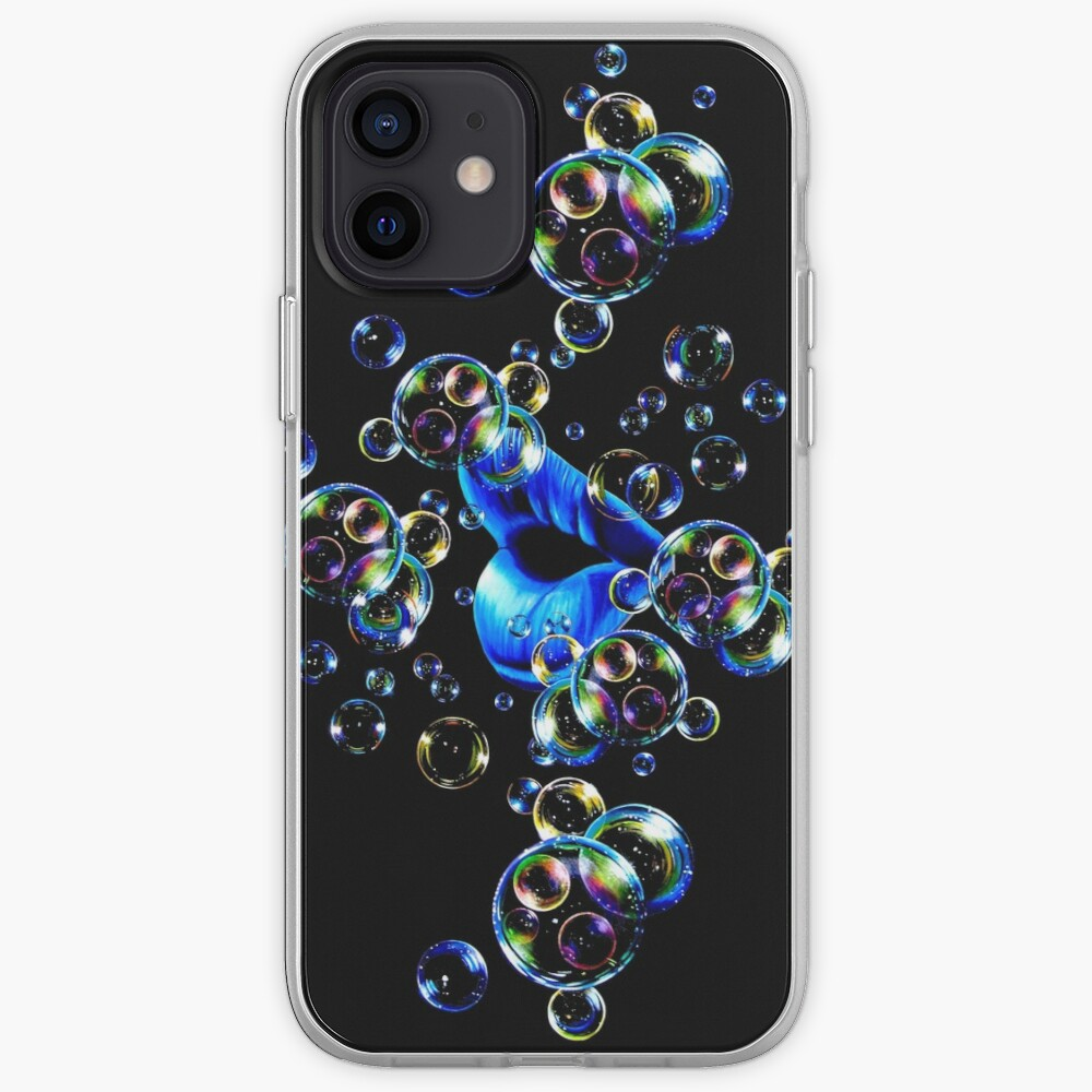 Bubble Lips iPhone Case & Cover