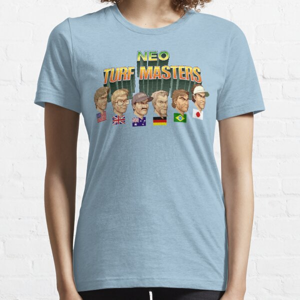 Neo Turf Masters Characters Essential T-Shirt
