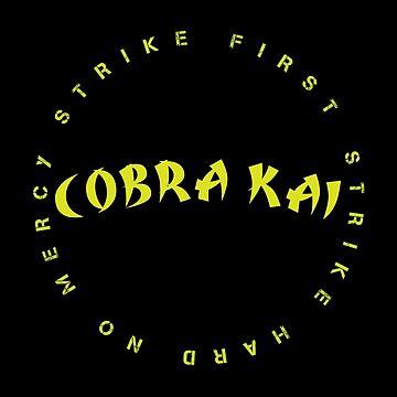 Cobra Kai - Karate by mariocassar