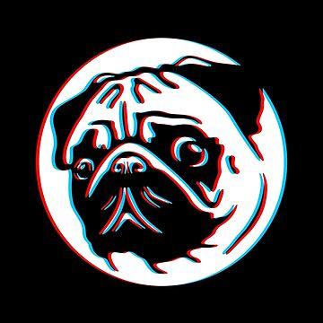 Dank Pug by HellFrog
