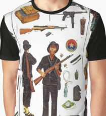 Viet Cong Hero All Over Print  Graphic T-Shirt