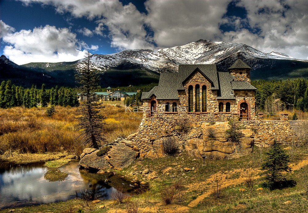 Church on the Hill by Kasey Cline