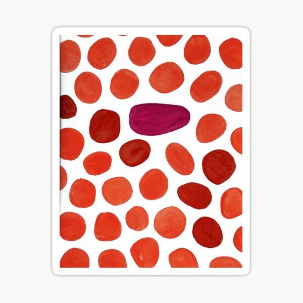 Seeing Spots Sticker