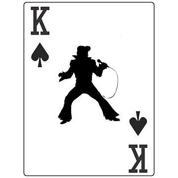 King Elvis by Coooner