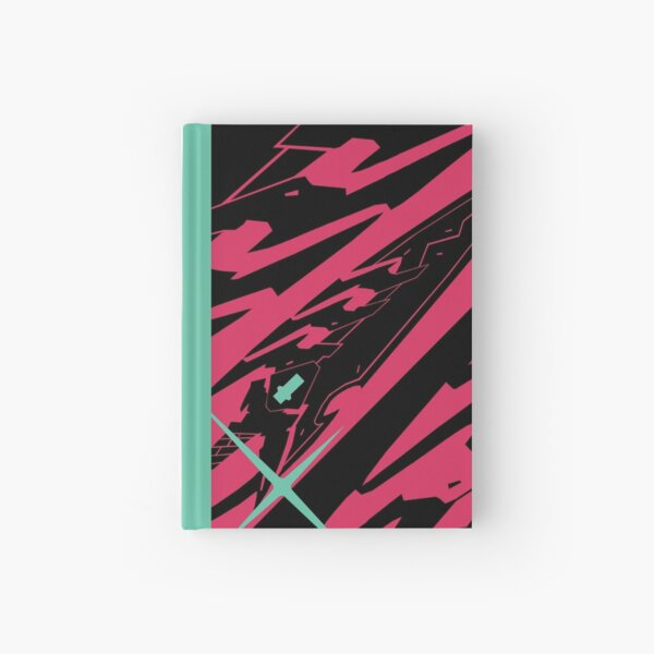 The Aegis (Pyra)  Hardcover Journal